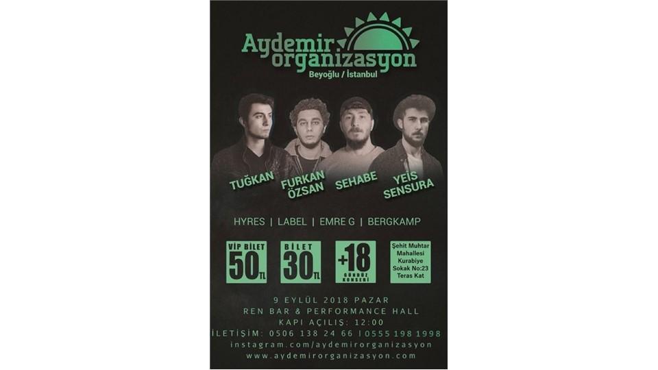 AydemirOrganizasyon Vol.1 Konseri