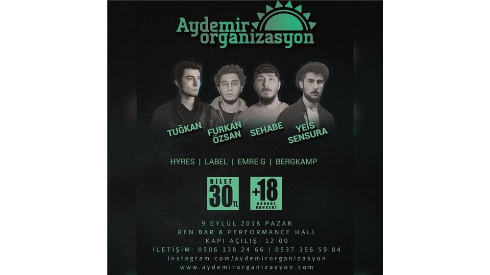 Aydemir Organizasyon Gündüz Konseri