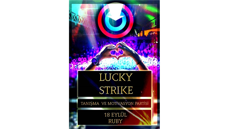 Lucky Strike Tanışma Partisi