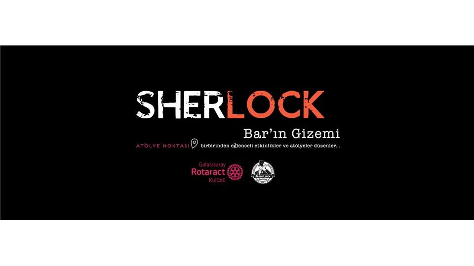 Sherlock Bar'ın Gizemi - Bar Oyunu