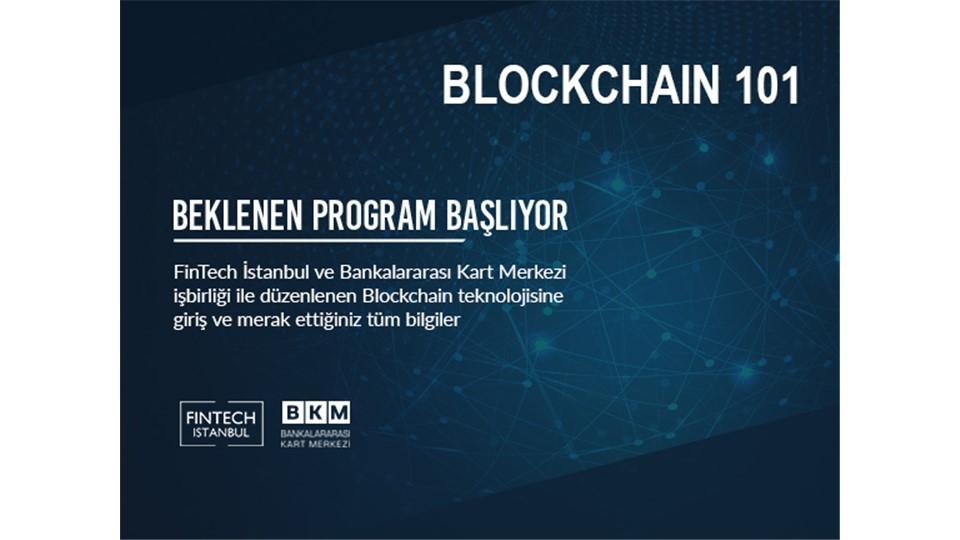 FinTech İstanbul - Blockchain 101 Eğitim Programı - 5. Dönem