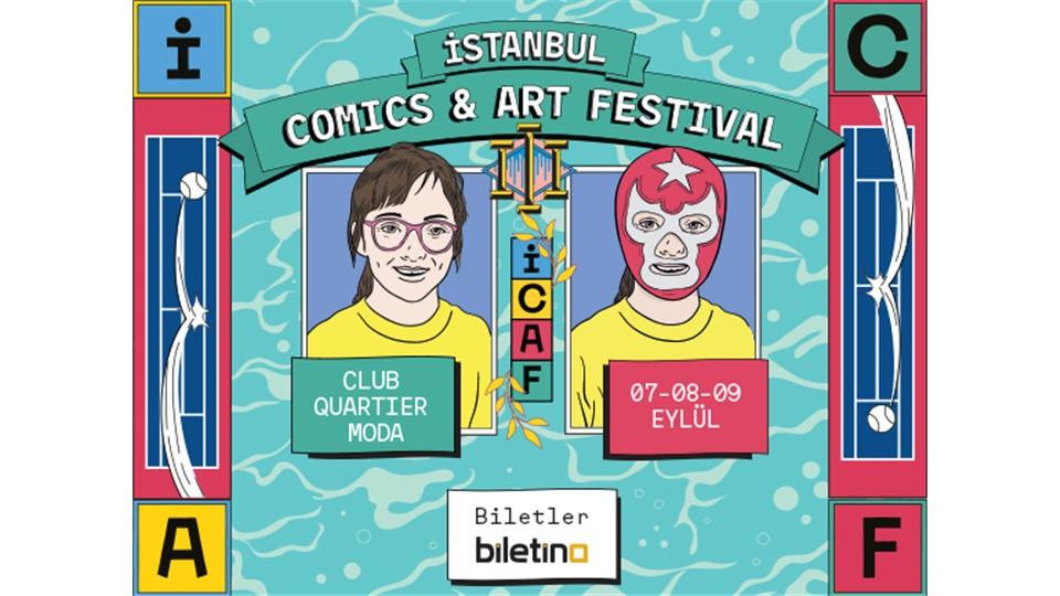 İstanbul Comics & Art Festival 2018
