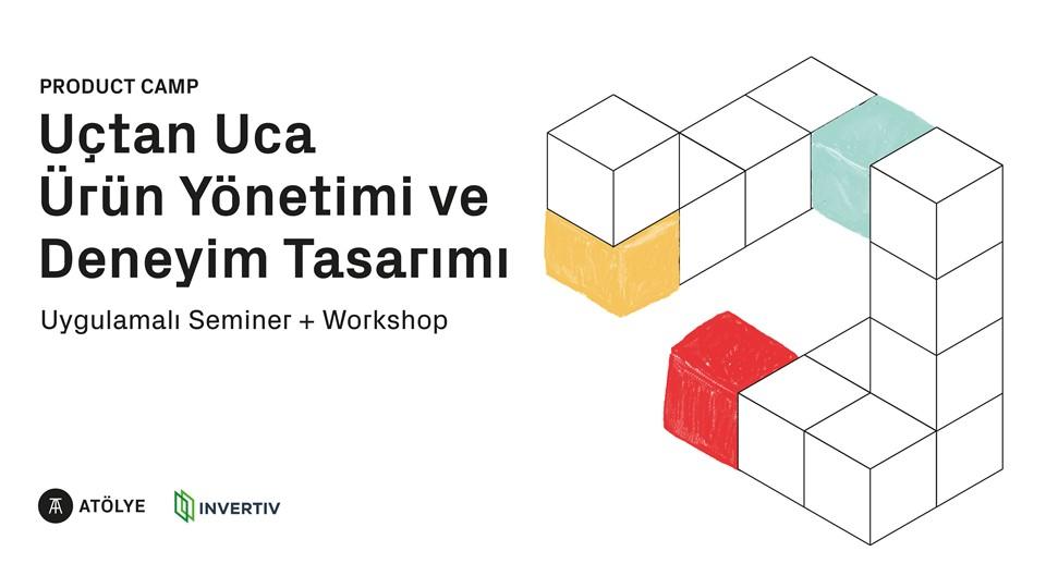 Product Camp - Workshop: Dijital Ürün Tanımlama