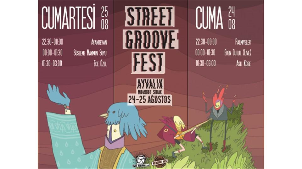 Street Groove Fest.