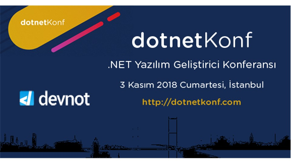 dotnetKonf - .NET Yazılım Geliştirici Konferansı