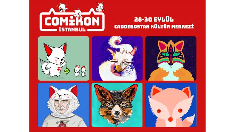 COMİKON-Istanbul 2018