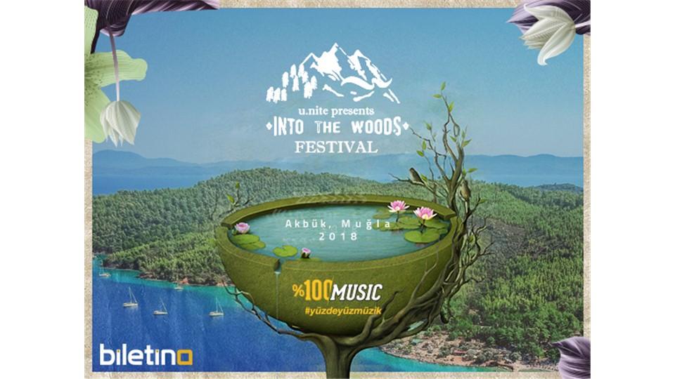 u.nite Presents: Into The Woods Festival 2018