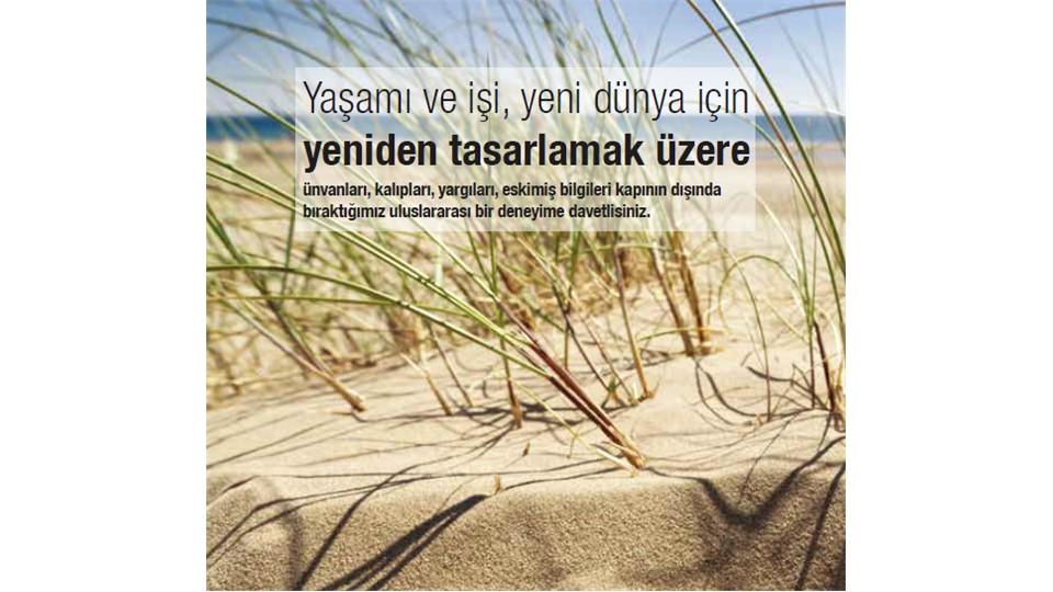 1. GÜN - IODA Türkiye Uluslararası Organizasyonel Gelişim Zirvesi