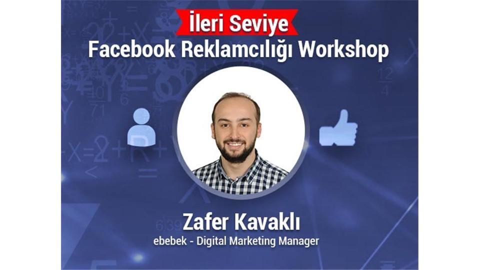 İleri Seviye Facebook & Instagram Reklamcılığı Eğitimi
