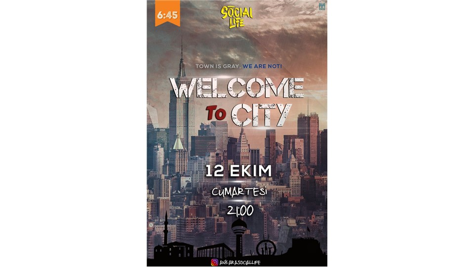 Welcome to City Vol.5