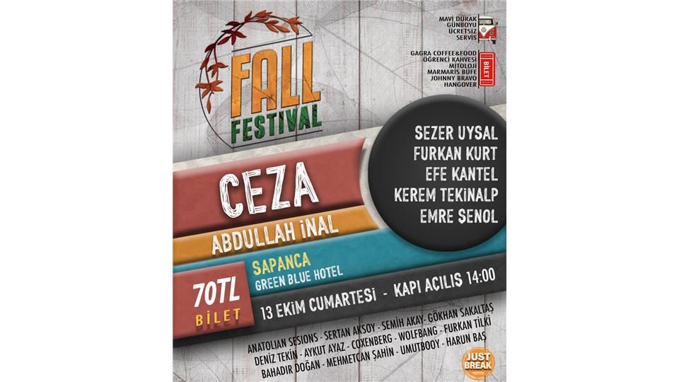FALL FESTİVAL SAPANCA
