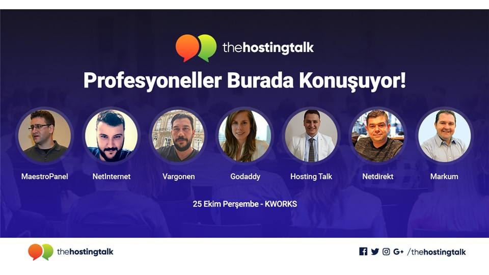 Hosting Talk | Tech