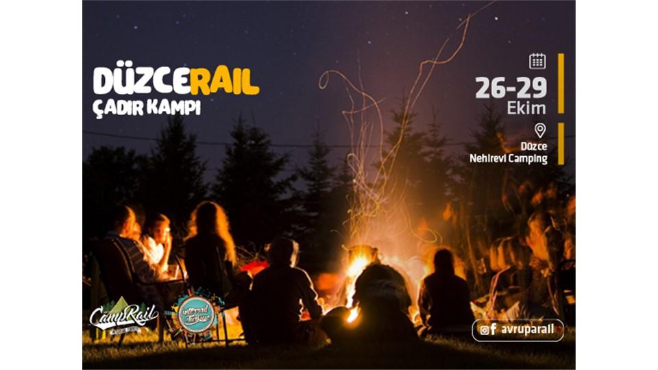 Düzce Doğa Kampı | 26-29 Ekim