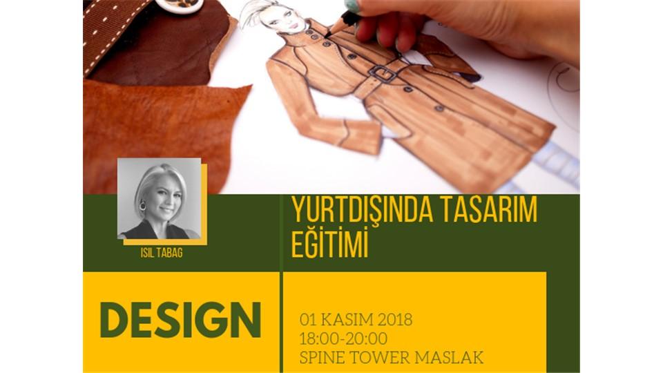Yurtdışında Tasarım Eğitimi