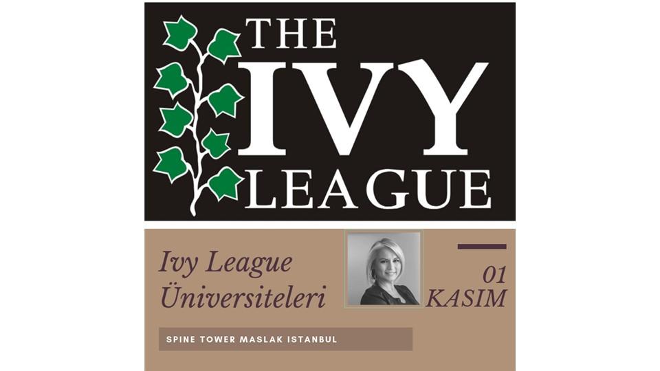 IVY Leaque Üniversiteleri
