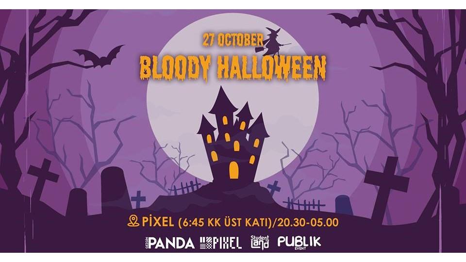 Bloody Halloween | Studentland