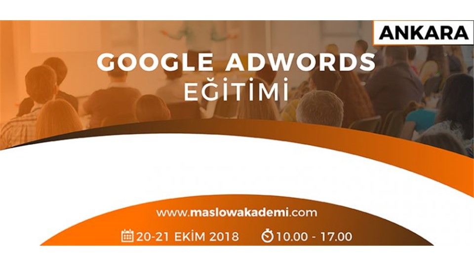 Uygulamalı Google Adwords Eğitimi (ANKARA)
