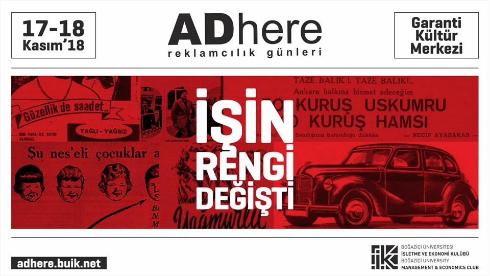 12. ADhere Reklamcılık Günleri