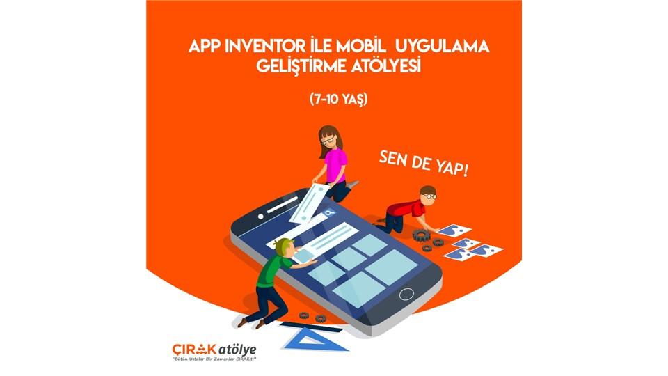 App Inventor ile Mobil Uygulama Geliştirme