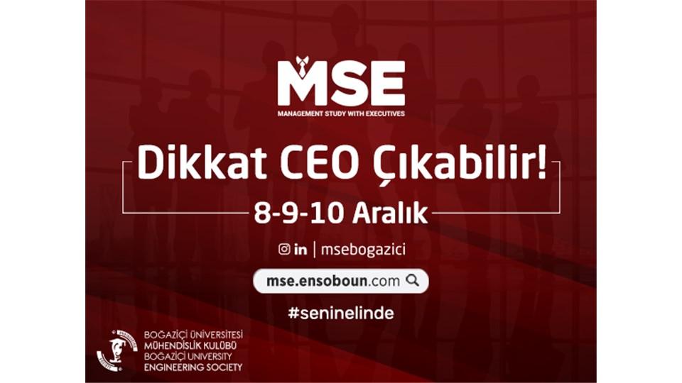 MSE & Boğaziçi İş Dünyası Ödülleri
