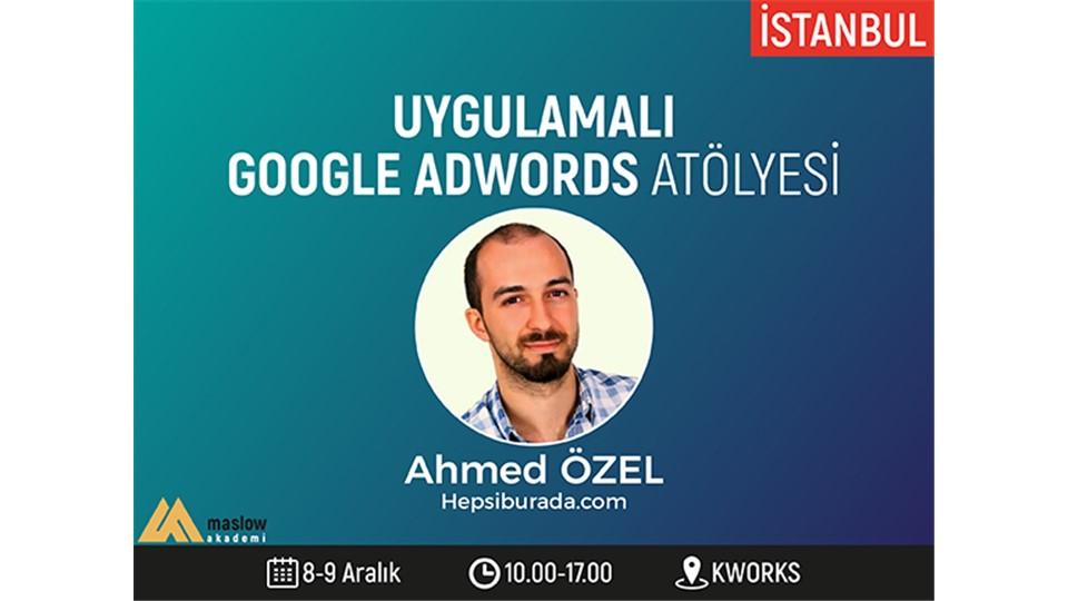 Uygulamalı Google Adwords Atölyesi