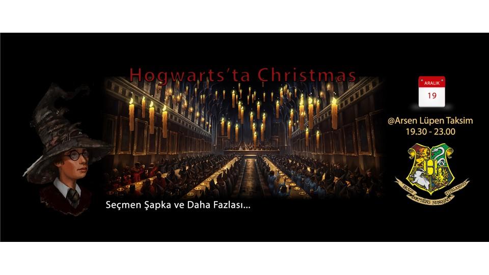 Hogwarts'ta Christmas - Harry Potter'ın Sihirli Dünyasından