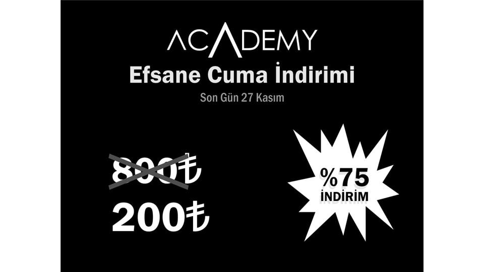 Academy Efsane Cuma