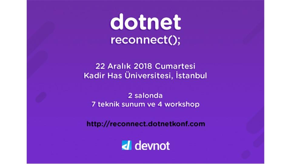 dotnet reconnect