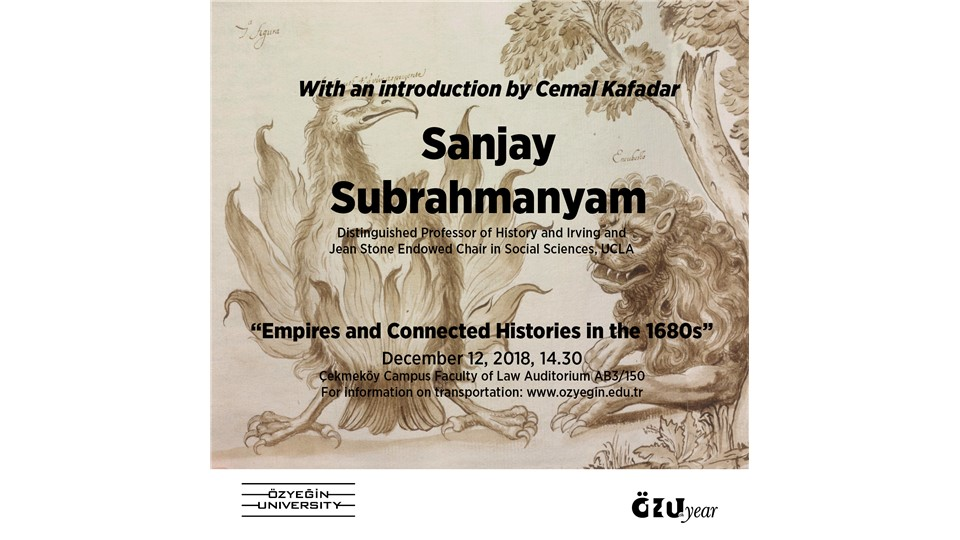 "With an Introduction by Cemal Kafadar; Sanjay Subrahmanyam ""Empires and Connected Histories in the 1680's"""