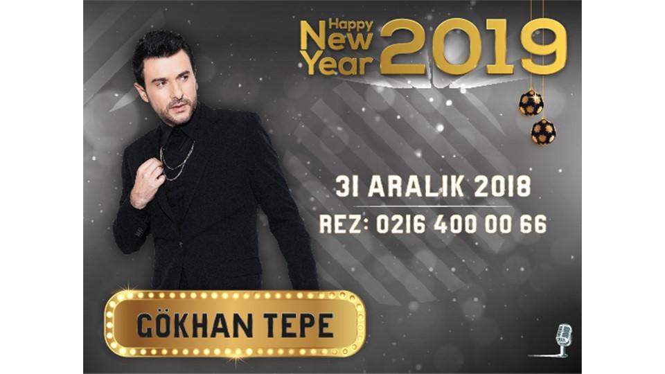 Gökhan Tepe Yeni Yıl Gala