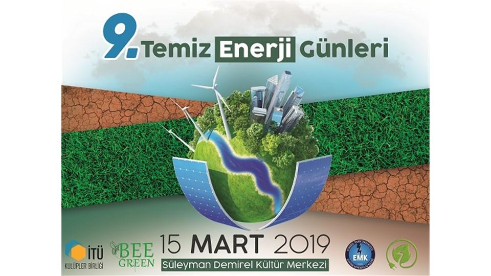 9. Temiz Enerji Günleri - TEG'19