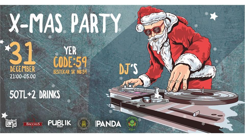 X-MAS Party | Studentland