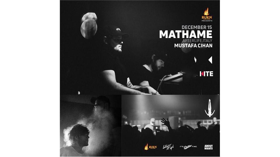 Mathame (Afterlife, ITA)
