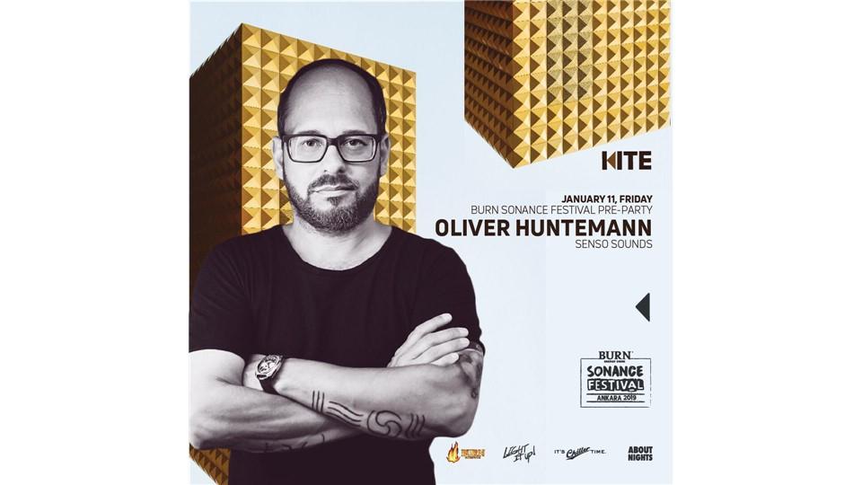 Burn Sonance Festival Pre-Party: Oliver Huntemann