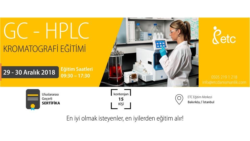 GC - HPLC Kromatografi Eğitimi