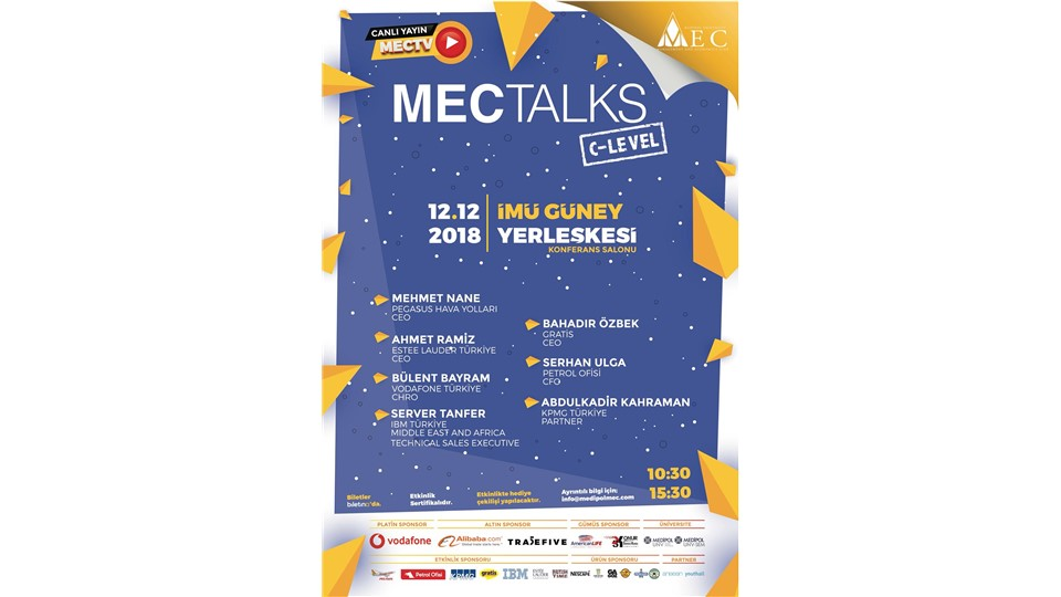 MECTALKS C-LEVEL