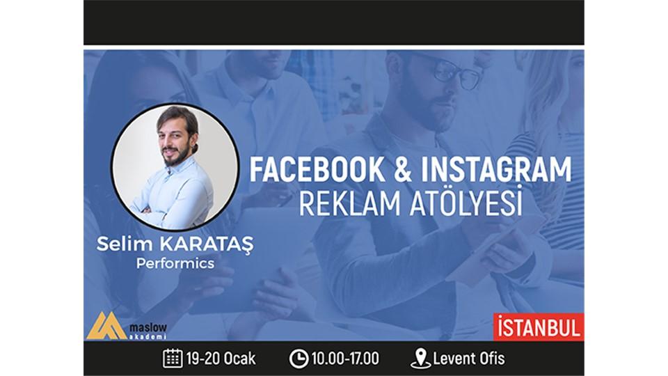 Facebook & Instagram Reklam Atölyesi
