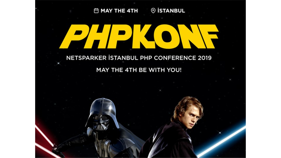 PHPKonf Netsparker İstanbul PHP Conference 2019