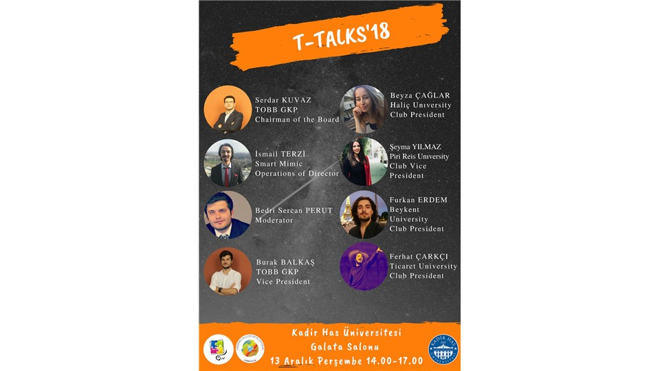 T-Talks'18