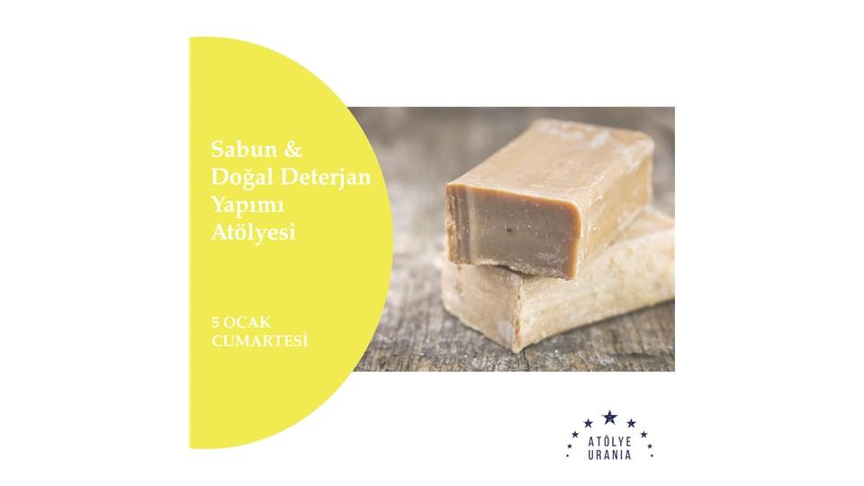 Sabun & Doğal Deterjan Yapımı