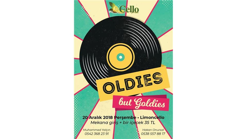 Oldies but Goldies Party