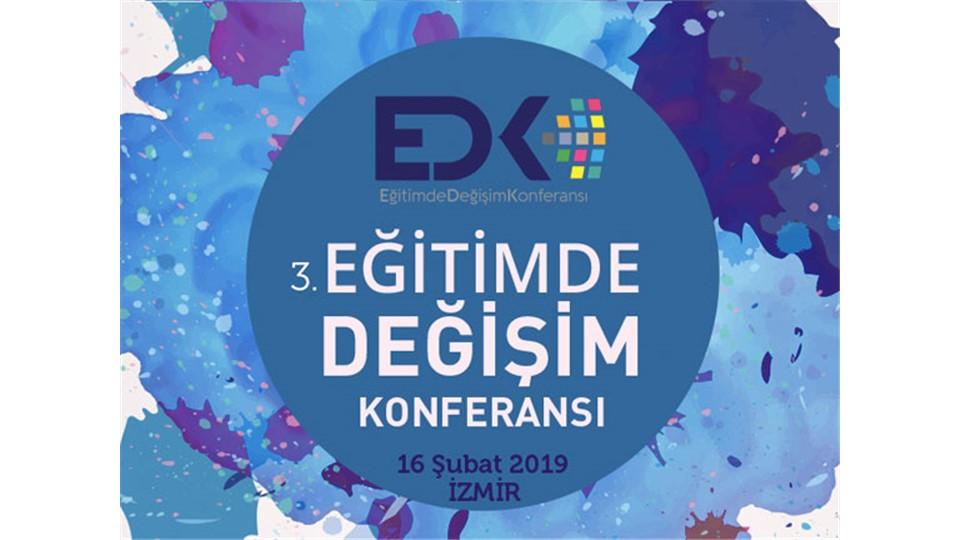 Eğitimde Değişim Konferansı #EDK19