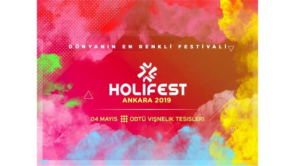Holifest Ankara 2019