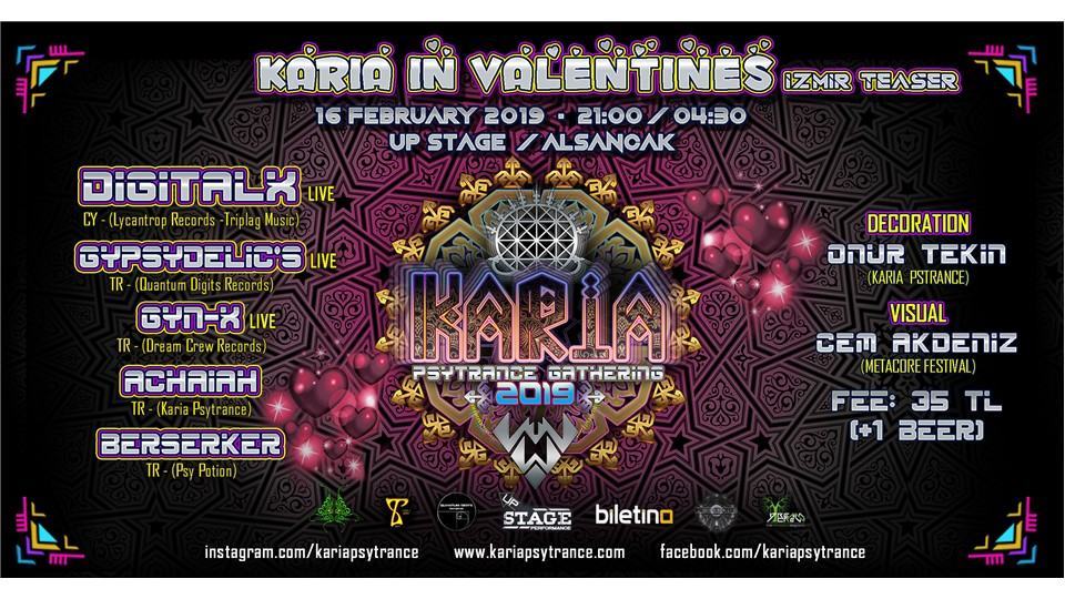 Karia Gathering in Valentines - İzmir Teaser