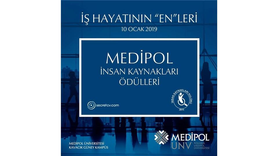 Medipol İK Ödülleri