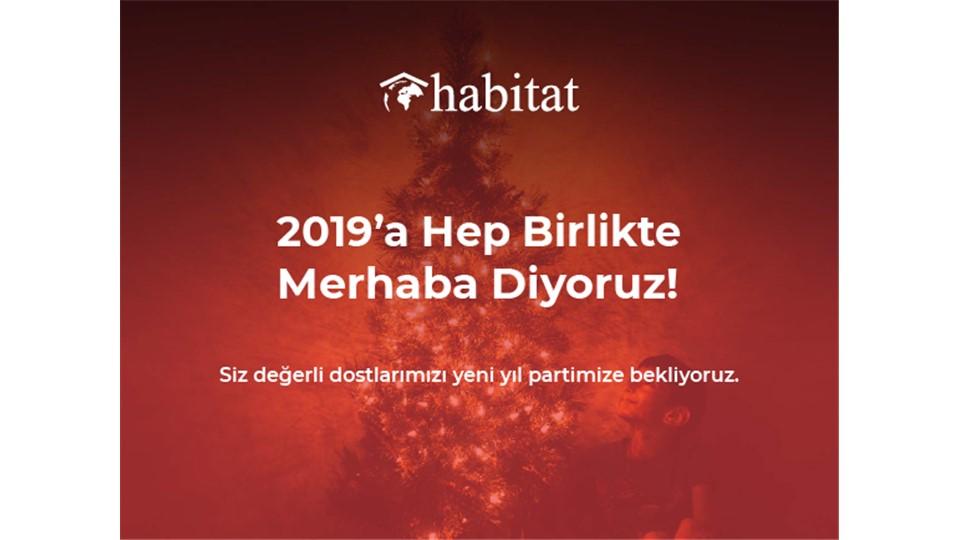 Habitat Derneği Yeni Yıl Partisi