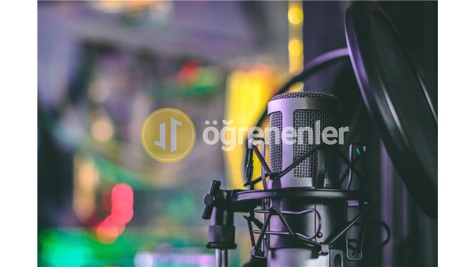 Ses Kayıt ve Dijital Ses Oluşturma 101