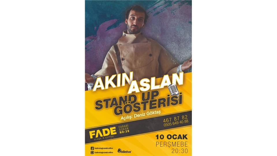 Akın Aslan Stand Up