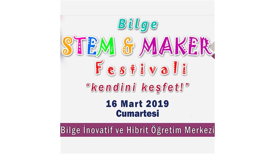 Bilge STEM & MAKER Festivali