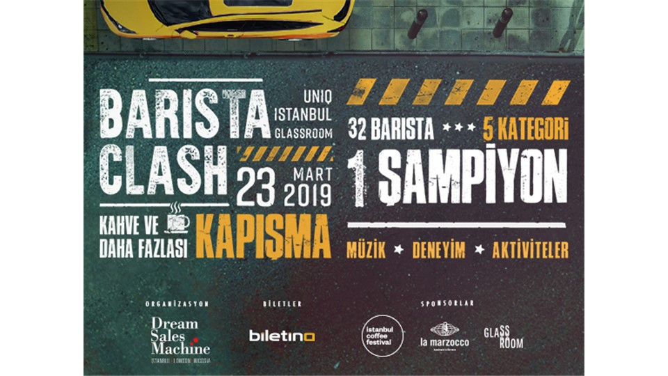 Barista Clash